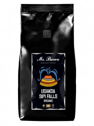 "Кофе в зернах Mr. Brown Specialty Coffee ""Uganda Sipi Falls Organic"" (1 кг)"
